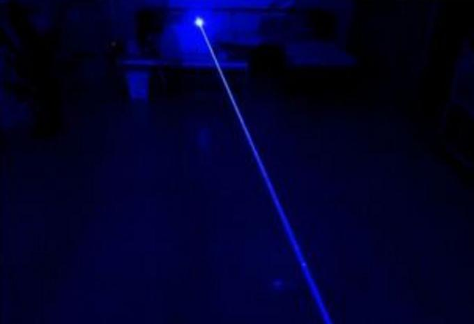 445nm 1000mw High Power Blue Laser Module With TTL Modulation For Laser Stage Light