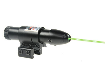 China Tactical green beam laser sight with rail mount supplier