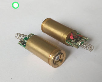 China 532nm 5mw Green Dot Laser Diode Module For Electrical Tools And Leveling Instrument supplier