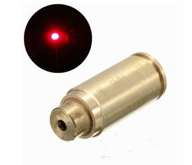 China High Precision 650nm 5mw 9mm Visible Red Laser Bore Sighter supplier