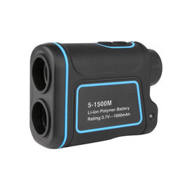 China 6X 25mm 5-1500m Laser Range Finder Distance Meter Telescope for Golf, Hunting , Outdoor Activity and ect. supplier