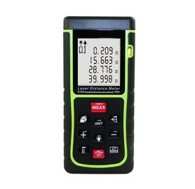 "40m 1.9"" LCD Digital Laser Distance Meter"