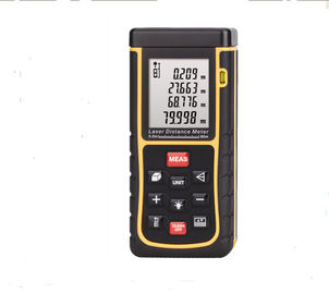 "80m 1.9"" LCD Digital Laser Distance Meter"