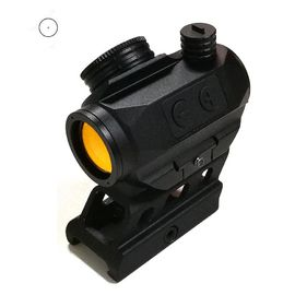 HD-27M2 Matte Black1x20mm Waterproof 3 MOA 5mw Red Dot Sight For Both Real Gun And Air Gun