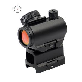 HD-26M 1x22mm Tactical 3 MOA Best Rimfire Scope For Accurate Aiming And Outdoor Hunting