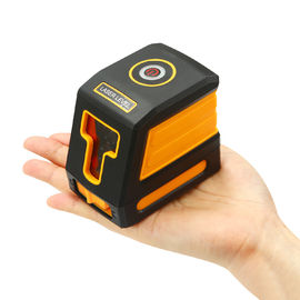 Mini Portable 635nm 5mw Red Cross Line Laser Level For Alignment And Leveling